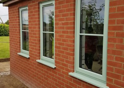 windows chartwell green