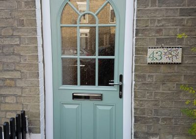 Door chartwell green