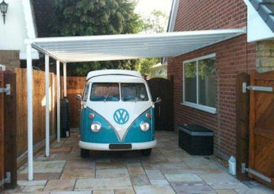 Simplicity 16 carport